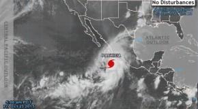 El huracán Patricia nos demuestra que ya estamos en el futuro