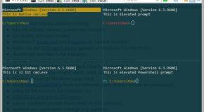 ConEmu: Un hermoso emulador de la consola de Windows